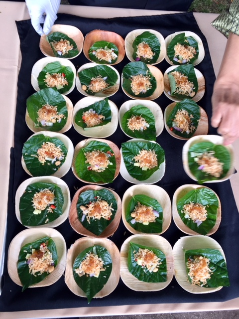 Chicago Gourmet 2018 Thai Tent