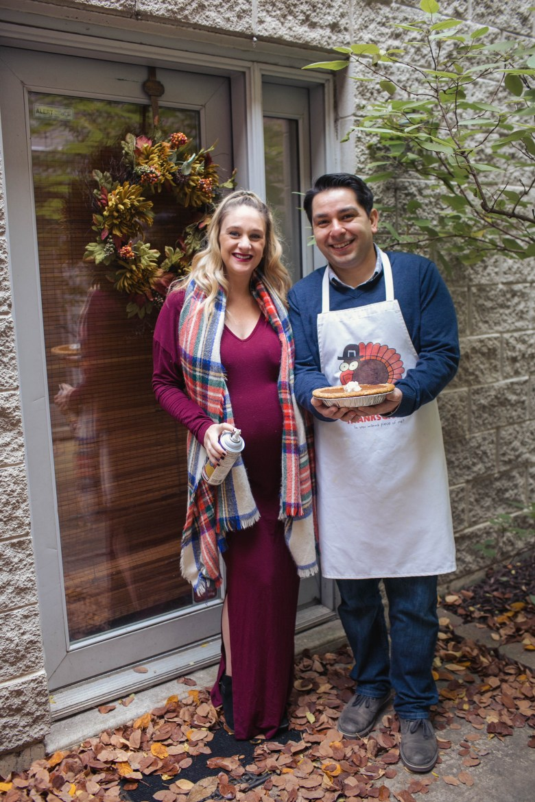 how to throw a friendsgiving with Tony's Fresh market. Including tips and recipes
