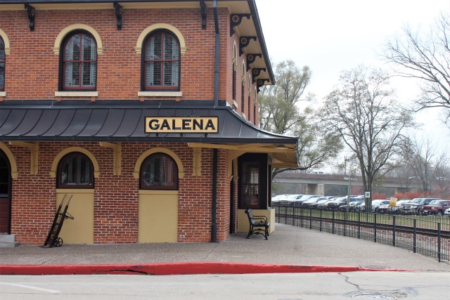 Downtown galena with views, restaurants, and tours for everyone that comes to visit.