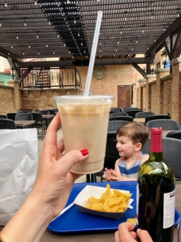 L'Patron has amazing tacos and they just opened a BYO patio.