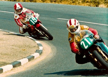 70s Racing Action