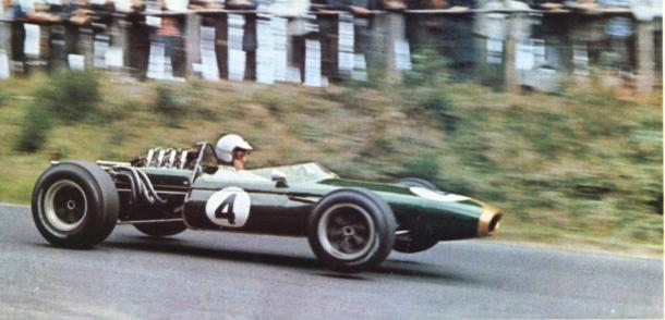 Brabham Looking Up
