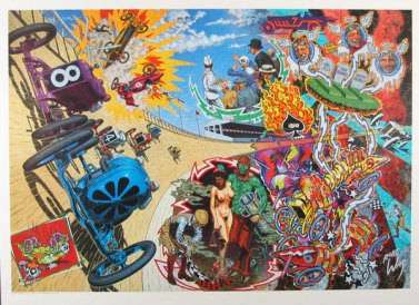 Death on the Boards by Robert Williams
