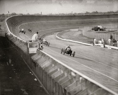 July 1925 at the Laurel Speedway