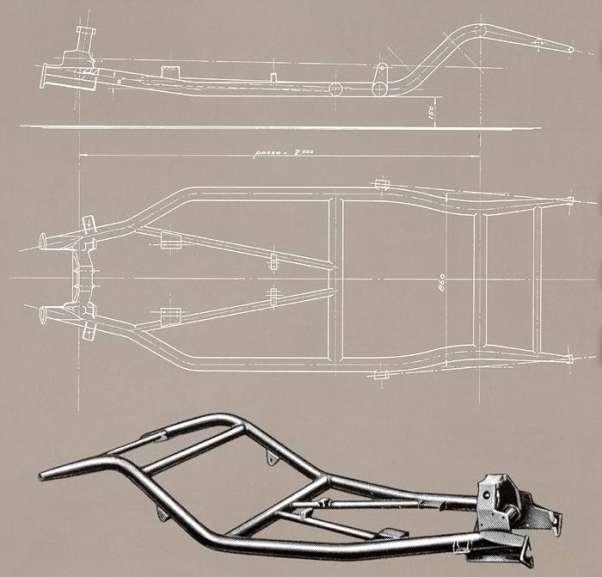 Gilco 750-1000 Chassis