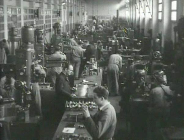 Ferrari Factory - 1953