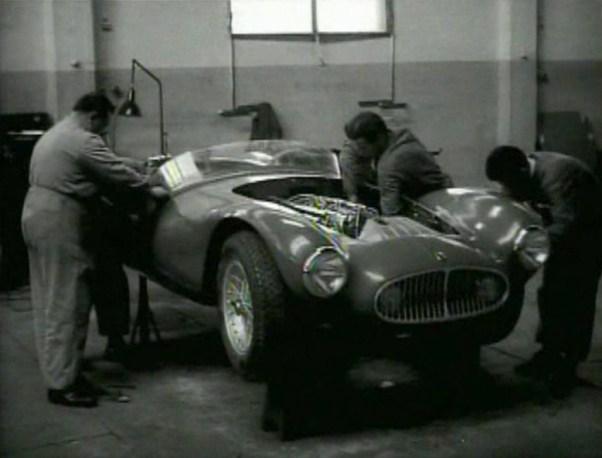 Maserati Factory - 1953