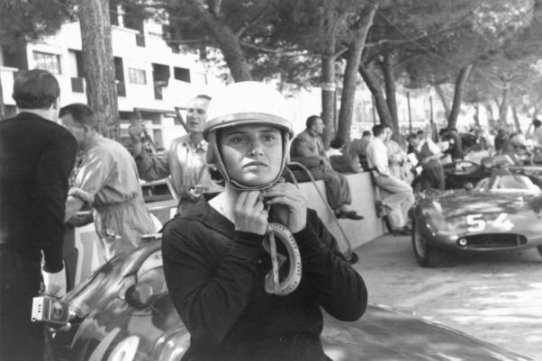 Maria Teresa de Filippis in Monaco
