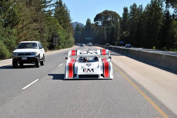 Porsche 917/10 Road Test