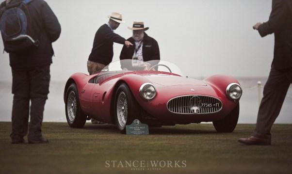 Stance Works: Pebble Beach Maserati