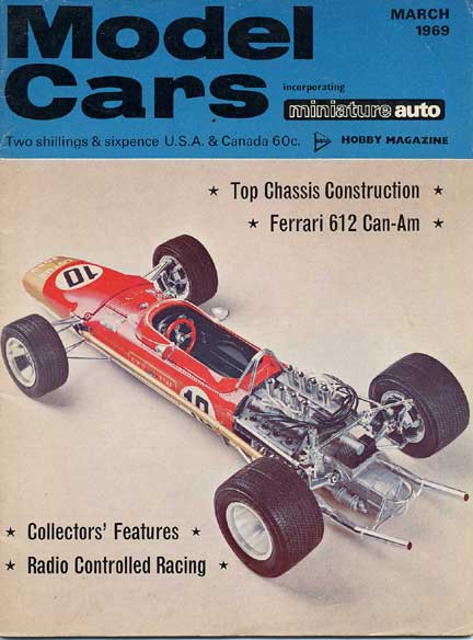 Model Cars Magazine The Chicane