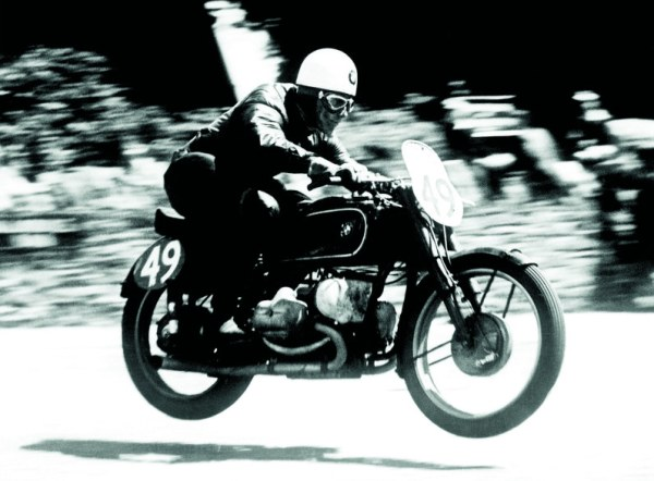 Georg Meier wins 1939 Isle of Man TT