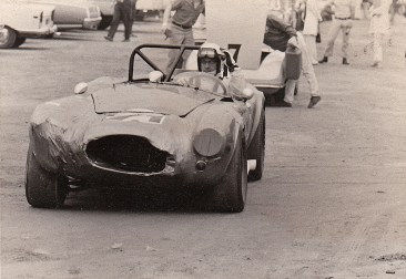 """Duct taped Cobra on the grid. """"If you can't fix it, Duck it."""""""