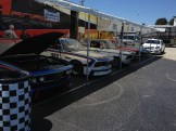 Paddock at the 2013 Mitty by Peter Hoag