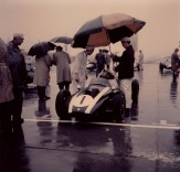 Jack Brabham's Cooper at the 1960 German GP