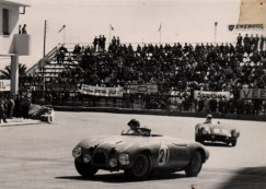 Gordini at the 1955 Gran Prix d'Agadir