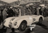 C-Type at the 1955 Gran Prix d'Agadir
