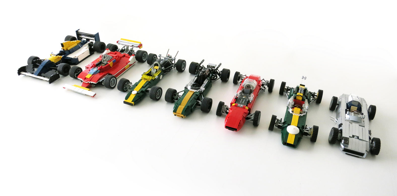 The Chicane Bob Alexander S Amazing Lego Racing Cars