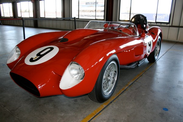 David Love's 1957 Ferrari Testa Rossa