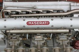 1953 Maserati A6GCS Engine #2053
