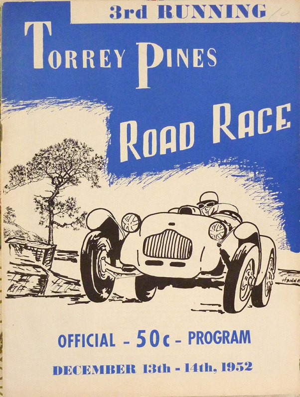 Torrey Pines Dec 1952