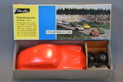 Unassembled period Porsche 356 model