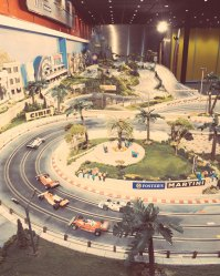 Neiman Marcus Slot Car Set