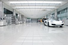 McLaren Racing Headquarters