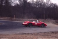 Gary Mason's 1960 SCCA Nationals - Post Spinout Maserati