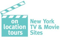 On Location Tours New York TV & Movie Sites Logo
