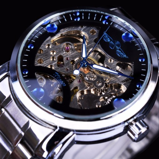 Wind Mechanical Watch for Men