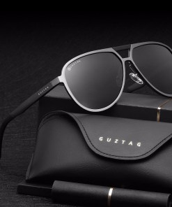 Classic Aluminum Sunglasses for Men