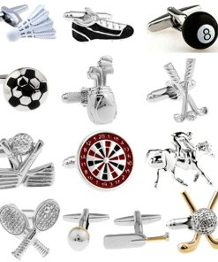 Stylish Sport Lover Cufflinks