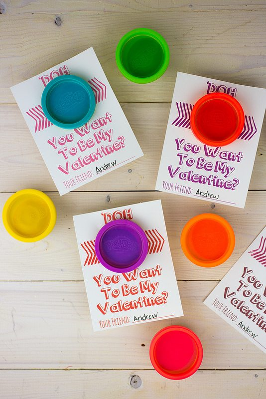 10 Crafty Valentines For Kids The Chic Site