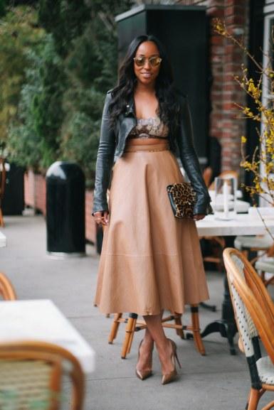 caramel-skirt