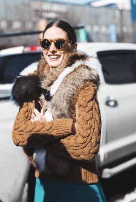 new_york_fashion_week-fall_winter-olivia_palermo_culotte-kitwear-fur_scarf