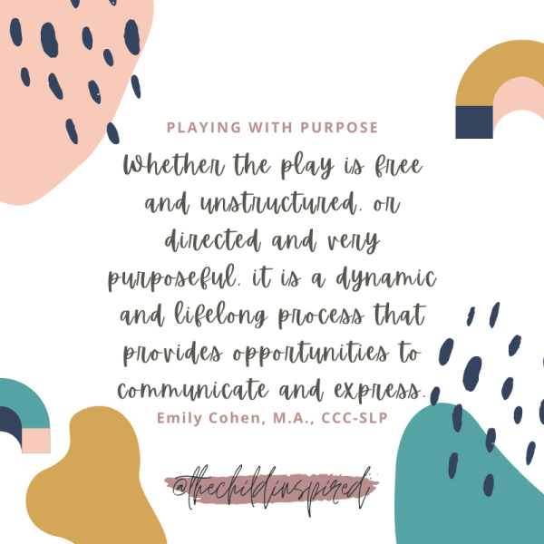 Playing With Purpose Quote 2