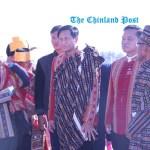 Tuzarh Chung Vice President Henry Van Thio Chinram Peng 5 Ah A Tlawng Lai