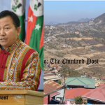 Hakha Ah Ekah 600 Renglo Innhmun Thar Kan Samh Lai; Minister U Soe Htet