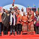 Ramkom Kawlram President Win Myint Nih Chimmi 'Chin Miphun Ni' Lawmpinak