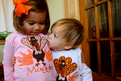 Extra Special Thanksgiving Shirts & Giveaway