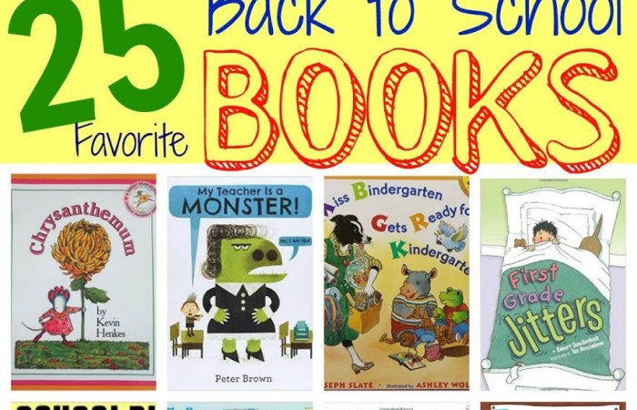 Back to School Favorites {& Giant Giveaway}