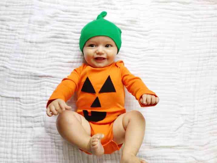 DIY Pumpkin Costume
