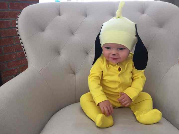 DIY Pluto Costume