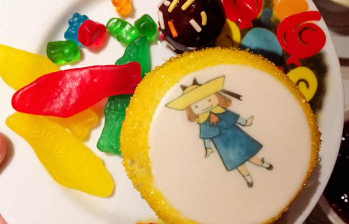Where to Wednesday: The Madeline Tea at Bemelmans Bar