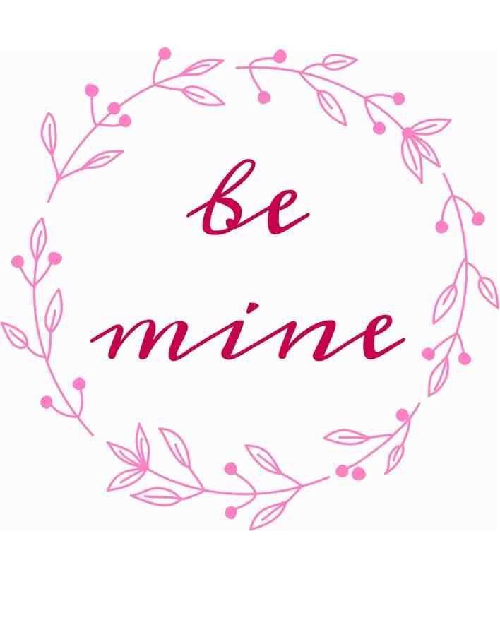 Valentine's Day Free Printable Sign
