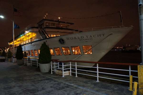 Review World Yacht NY Dinner Cruise The Chivalrous Mind