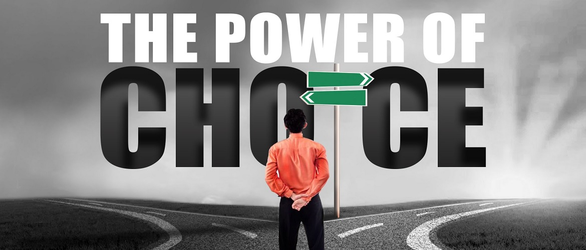 The Power of Choice ┇ Powerful Reminder - The Choice