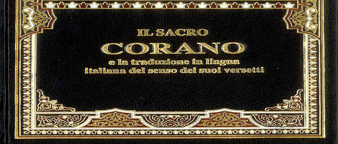 The Noble Quran with Italian Translation (PDF) - The Choice
