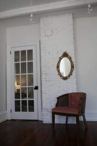 White Office Renovation